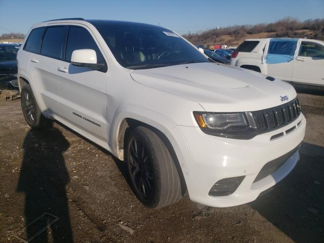 Salvage cars for sale from Copart Chicago Heights, IL: 2017 Jeep Grand Cherokee