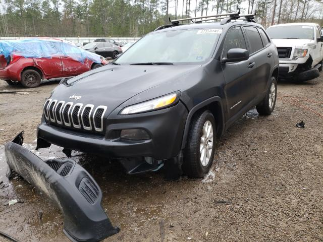 2016 JEEP CHEROKEE S - Left Front View