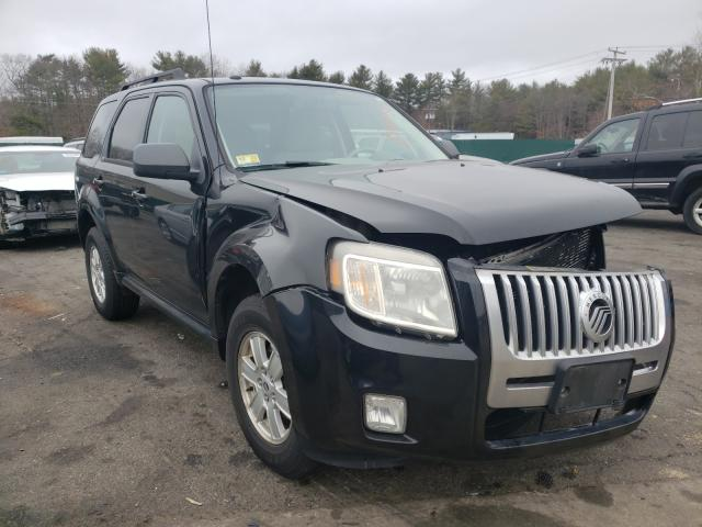 Salvage cars for sale from Copart Exeter, RI: 2010 Mercury Mariner