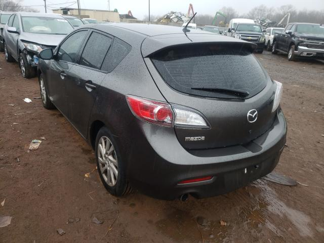 2012 MAZDA 3 I - Right Front View