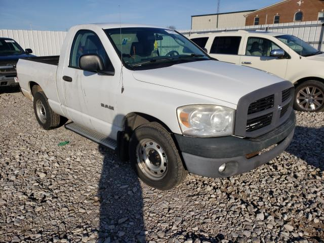 Salvage cars for sale from Copart Lawrenceburg, KY: 2008 Dodge RAM 1500 S