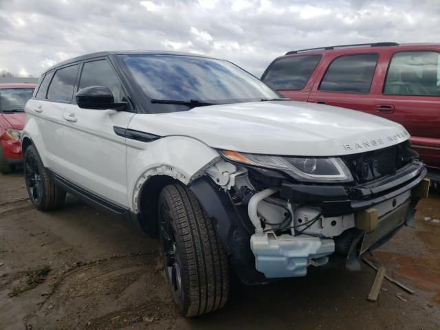 Salvage 2017 LAND ROVER RANGEROVER - Small image. Lot 37257641