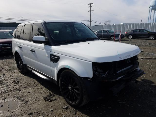 Salvage cars for sale from Copart Windsor, NJ: 2011 Land Rover Range Rover