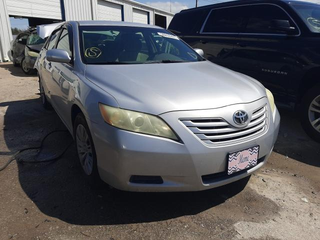 Salvage cars for sale from Copart Montgomery, AL: 2007 Toyota Camry CE