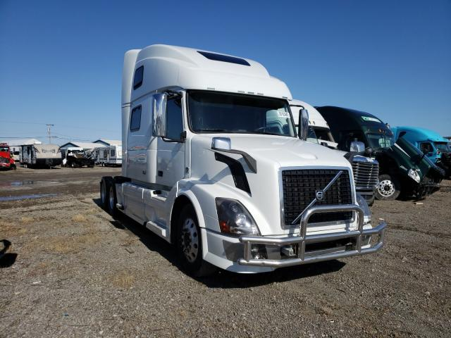 Volvo salvage cars for sale: 2015 Volvo VN VNL