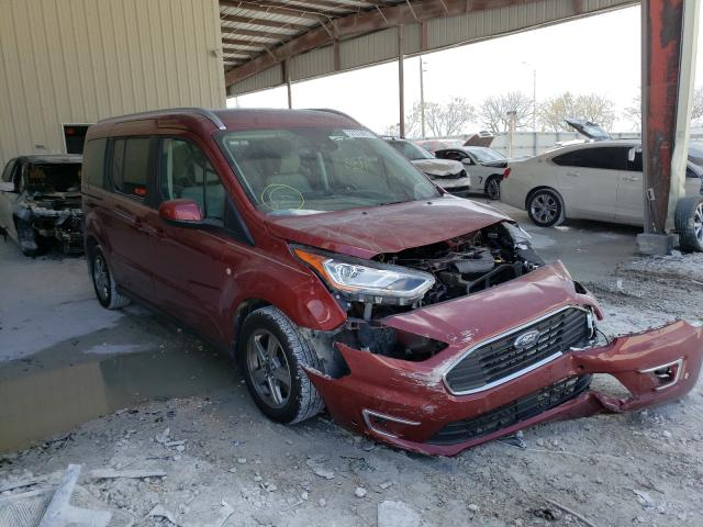 Salvage cars for sale from Copart Homestead, FL: 2019 Ford Transit CO