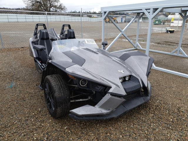 Salvage cars for sale from Copart Anderson, CA: 2016 Polaris Slingshot