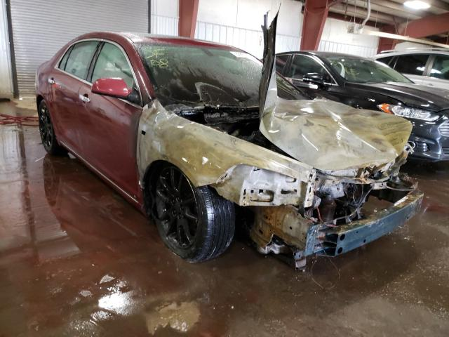 Salvage cars for sale from Copart Lansing, MI: 2008 Chevrolet Malibu LTZ
