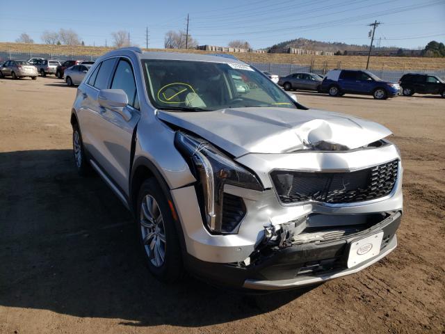2019 Cadillac XT4 Premium en venta en Colorado Springs, CO
