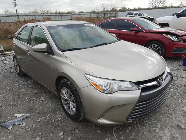 2015 TOYOTA CAMRY LE 4T4BF1FK6FR474740