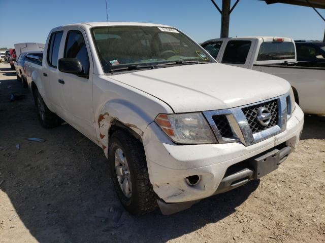 Salvage cars for sale from Copart Temple, TX: 2012 Nissan Frontier S