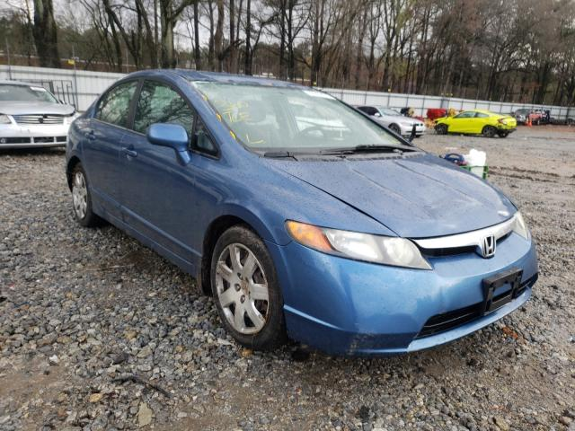 2007 Honda Civic LX for sale in Austell, GA