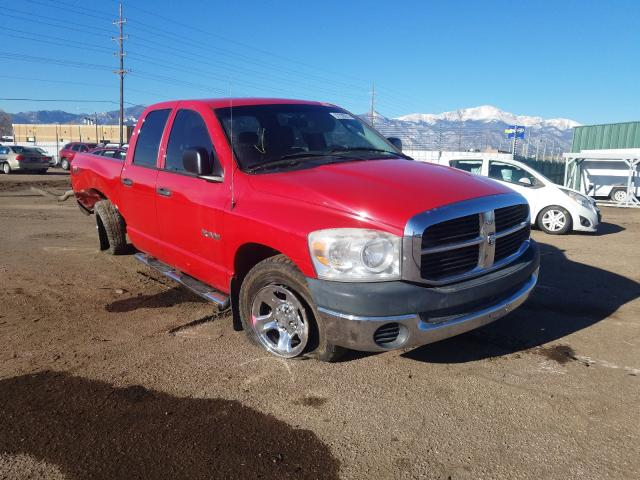 2008 Dodge RAM 1500 S en venta en Colorado Springs, CO