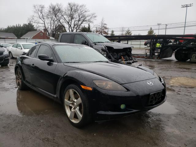 Salvage cars for sale from Copart Finksburg, MD: 2004 Mazda RX8