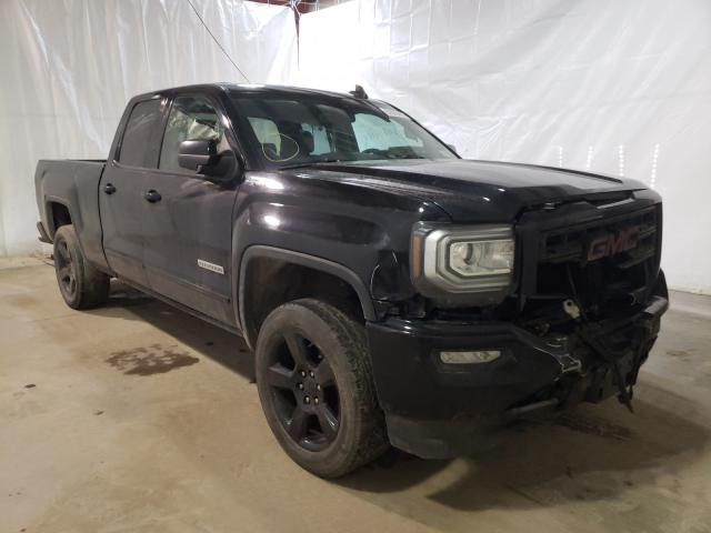 Salvage cars for sale from Copart Central Square, NY: 2017 GMC Sierra K15