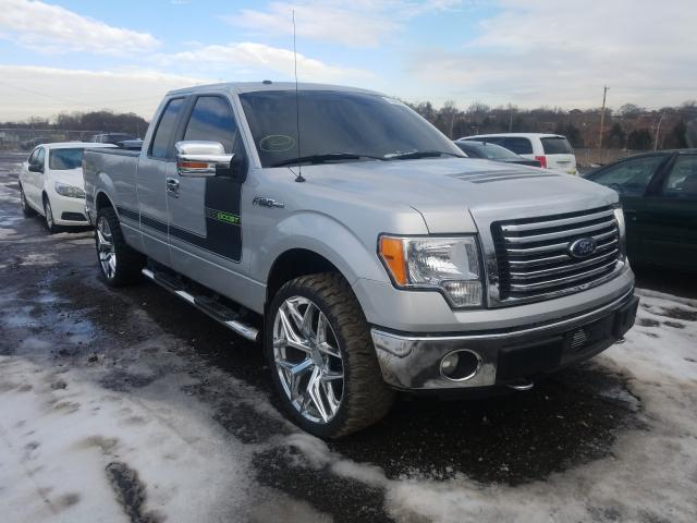 Salvage cars for sale from Copart Baltimore, MD: 2012 Ford F150 Super