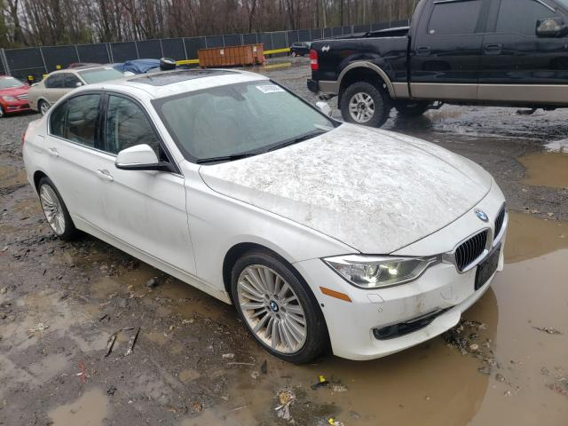 Salvage cars for sale from Copart Waldorf, MD: 2013 BMW 335 XI