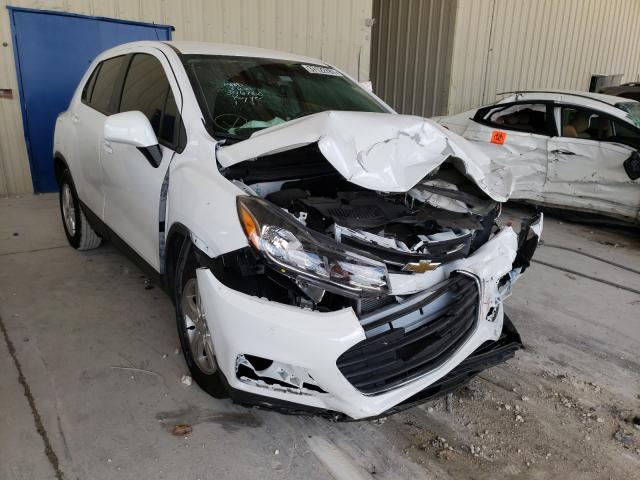 Salvage cars for sale from Copart Homestead, FL: 2020 Chevrolet Trax LS