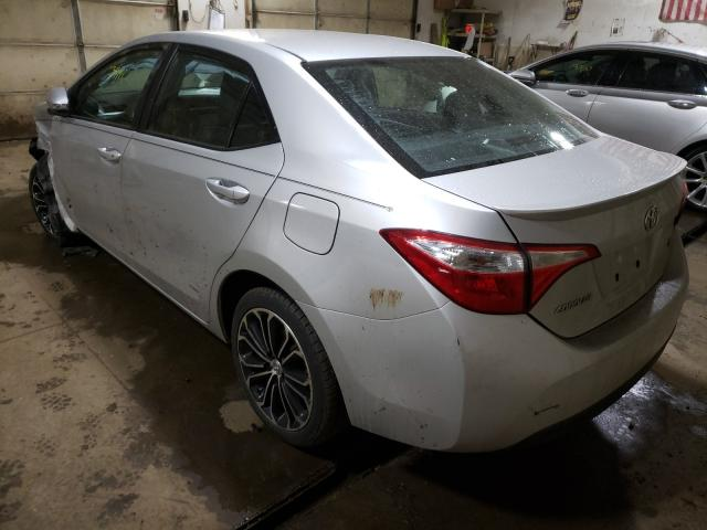 2014 TOYOTA COROLLA L - Right Front View