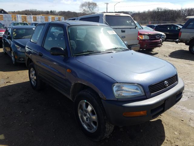 Salvage cars for sale from Copart Madison, WI: 1997 Toyota Rav4
