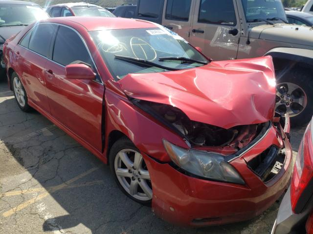 Salvage cars for sale from Copart Colton, CA: 2009 Toyota Camry Base