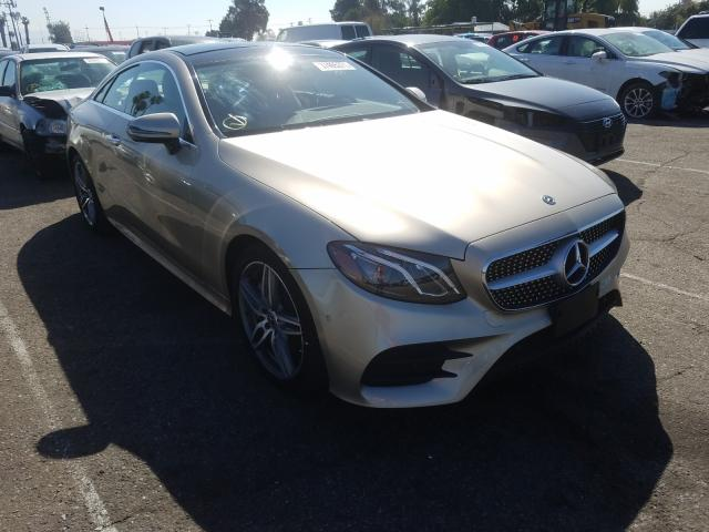 Mercedes-Benz salvage cars for sale: 2019 Mercedes-Benz E 450