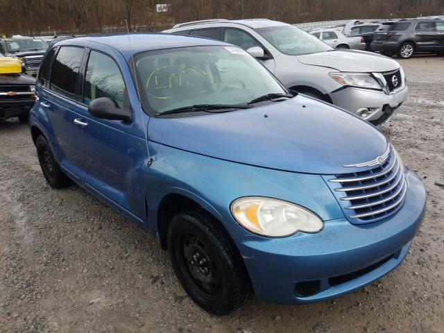 Salvage cars for sale from Copart Hurricane, WV: 2006 Chrysler PT Cruiser