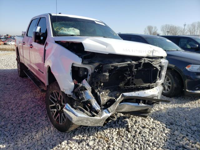 Salvage cars for sale from Copart Greenwood, NE: 2019 Ford F250