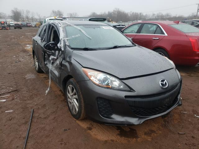 2012 MAZDA 3 I - Other View