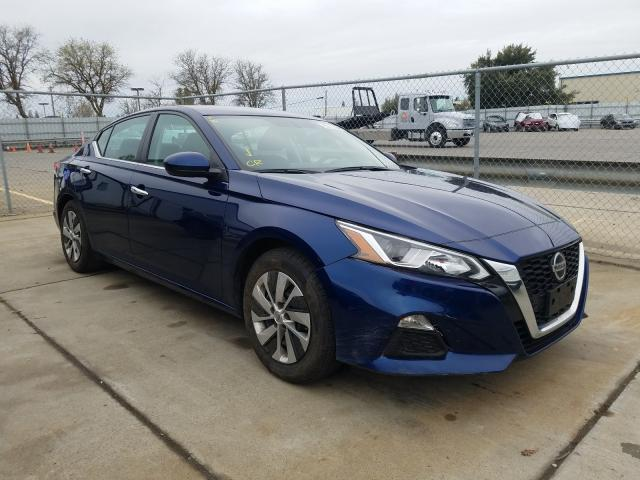 2020 NISSAN ALTIMA S 1N4BL4BV7LC228571