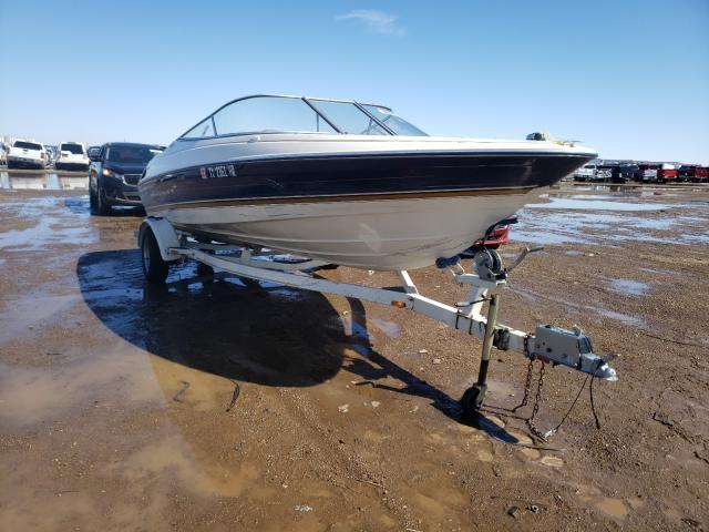 Bayliner salvage cars for sale: 1996 Bayliner Boat Only