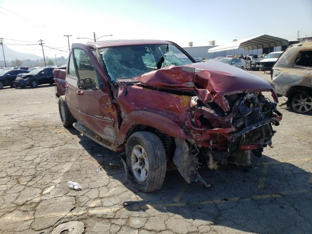 Salvage cars for sale from Copart Colton, CA: 2006 Toyota Tundra DOU