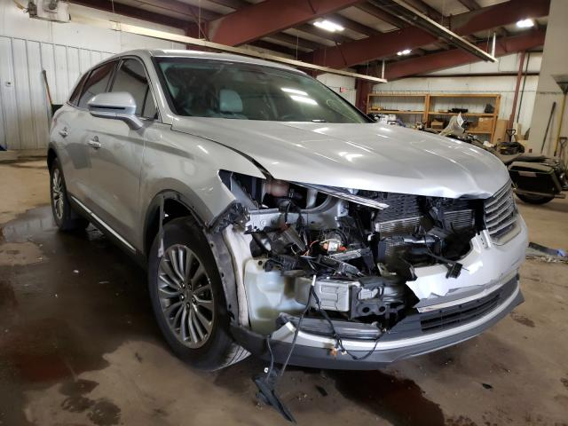 2016 LINCOLN MKX SELECT 2LMTJ6KR9GBL79176