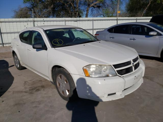 Salvage cars for sale from Copart Corpus Christi, TX: 2010 Dodge Avenger SX