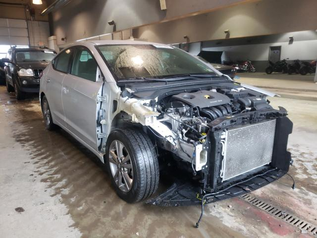 Salvage cars for sale from Copart Sandston, VA: 2018 Hyundai Elantra SE
