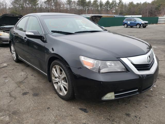Acura RL salvage cars for sale: 2009 Acura RL