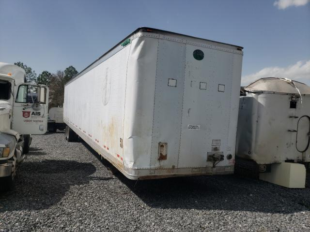 Great Dane Trailer salvage cars for sale: 2005 Great Dane Trailer