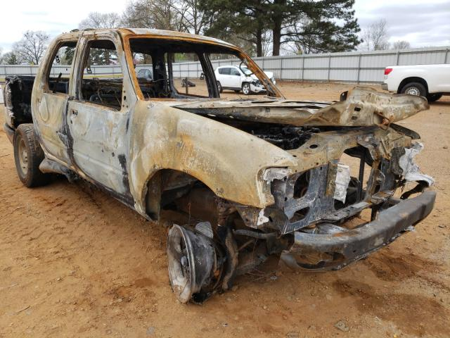 Salvage 2003 FORD EXPLORER - Small image. Lot 36720741