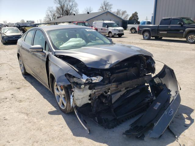 Salvage 2013 FORD FUSION - Small image. Lot 36680661