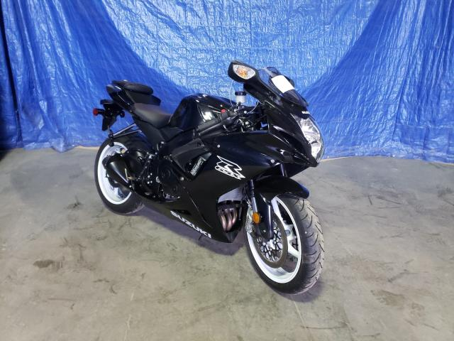 Salvage cars for sale from Copart Finksburg, MD: 2019 Suzuki GSX-R600
