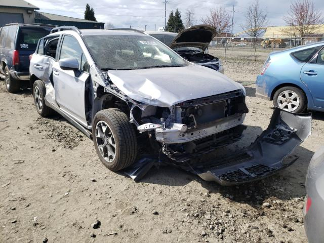 Salvage cars for sale from Copart Eugene, OR: 2020 Subaru Crosstrek