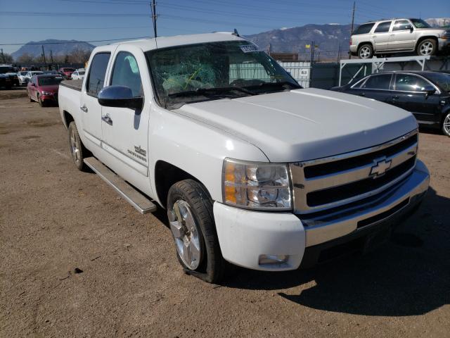 Salvage cars for sale from Copart Colorado Springs, CO: 2010 Chevrolet Silverado