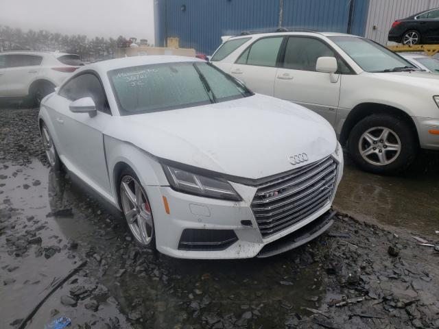 Audi TTS salvage cars for sale: 2016 Audi TTS