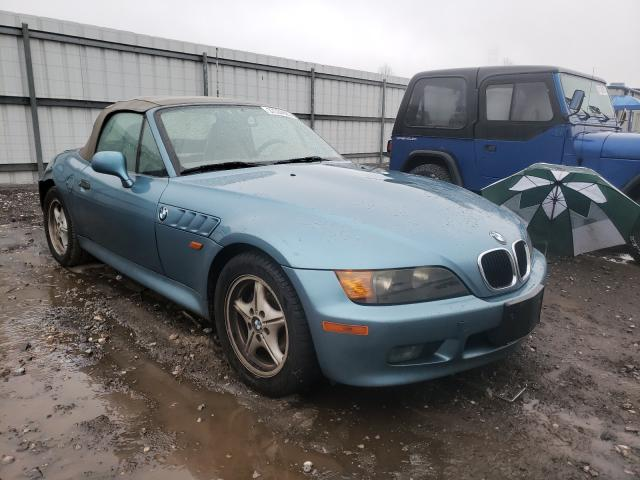 Salvage 1997 BMW Z3 - Small image. Lot 37337621