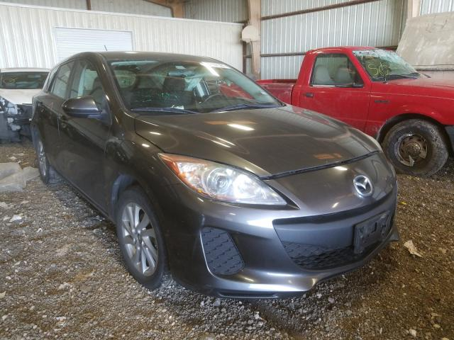 Mazda 3 salvage cars for sale: 2013 Mazda 3