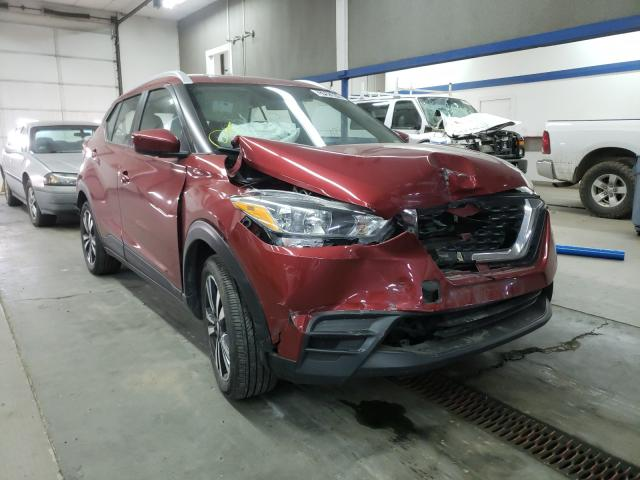 Salvage cars for sale from Copart Pasco, WA: 2019 Nissan Kicks S