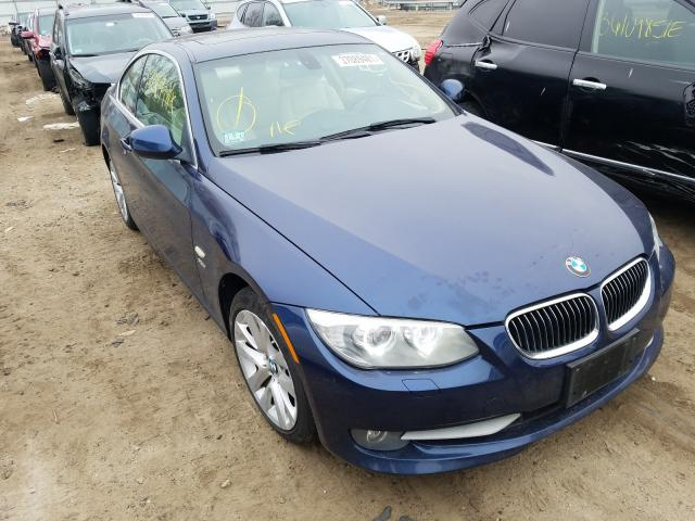2012 BMW 328 XI SUL WBAKF5C55CE657036