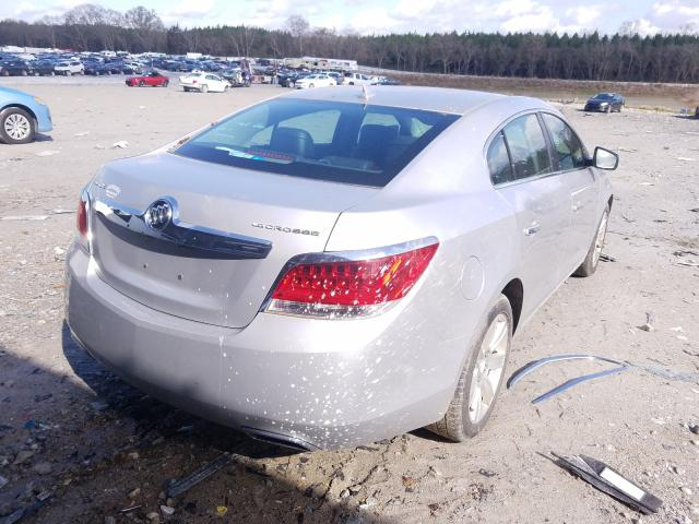 2012 BUICK LACROSSE - Right Rear View