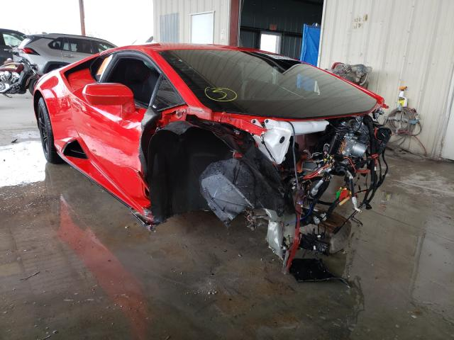 Salvage cars for sale from Copart Homestead, FL: 2020 Lamborghini Huracan EV