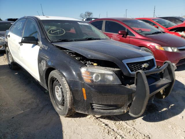 Salvage cars for sale from Copart Temple, TX: 2013 Chevrolet Caprice PO